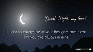 goodnight my love quotes | Love Quotes Everyday