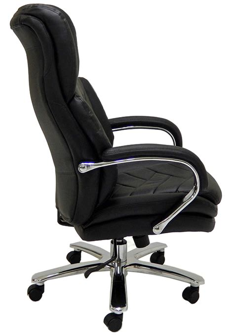 500 Lb Office Chairs by 500 Lbs Capacity Leather Executive Big Chair