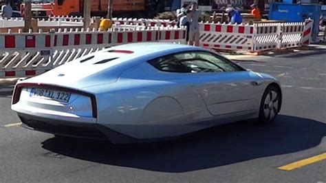 Efficient Car In The World new vw xl1 1 liter auto the most efficient car in the