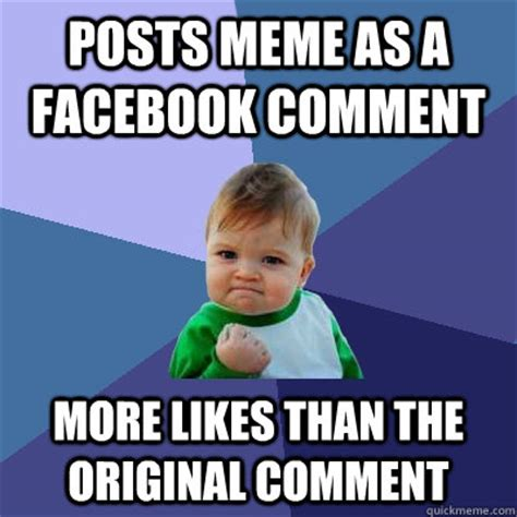 How To Put A Meme On Facebook Comments - stmichalofwilson s profile blogs