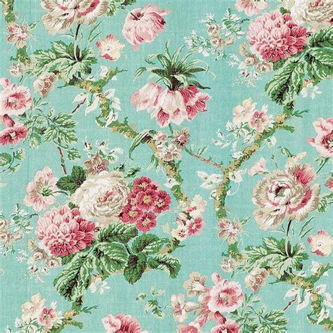vintage floral wallpaper  show   pinterest