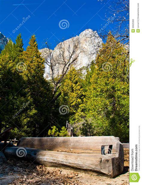 Yosemite Waterfalls National Park California