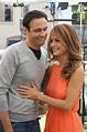 Maria Menounos, Her Real Boyfriend & Derek Hough Play ...