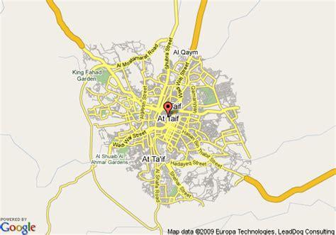 le meridien al hada map of le meridien al hada at taif