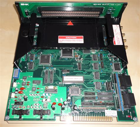 SNK Neo Geo (AES and MVS) | Vintage CPU