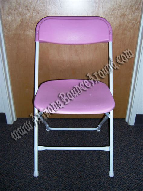 pink folding chair rental scottsdale arizona az