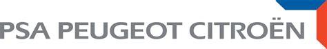 Psa Citroen by Fichier Psa Logo Svg Wikip 233 Dia