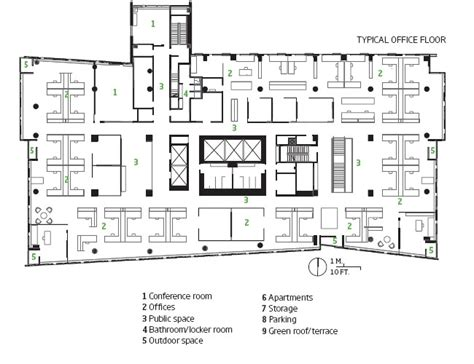 architectural building plans office floor plans typical office floor plan of twelve