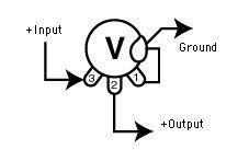 Potentiometer Volume Control Diagram Schematic Symbols