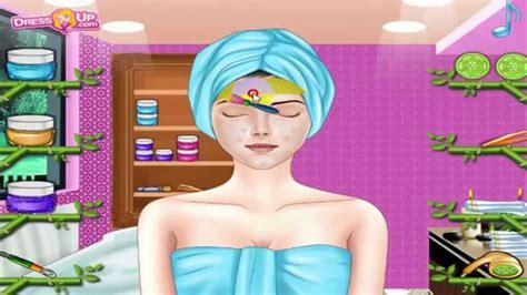 Jeux De Fille Maquillage Et Habillage  Jeux De Fille