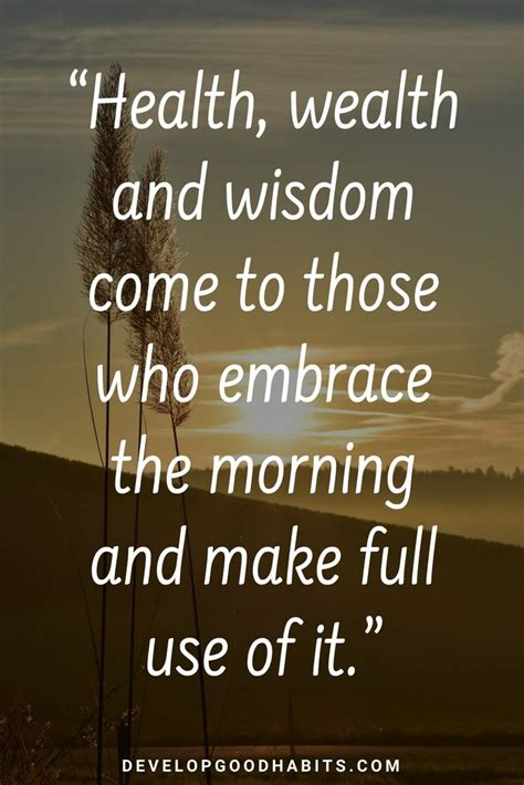 thoughtful good morning quotes  start  day