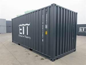 40 Fuß Container In Meter : 20 fu container grau ~ Whattoseeinmadrid.com Haus und Dekorationen