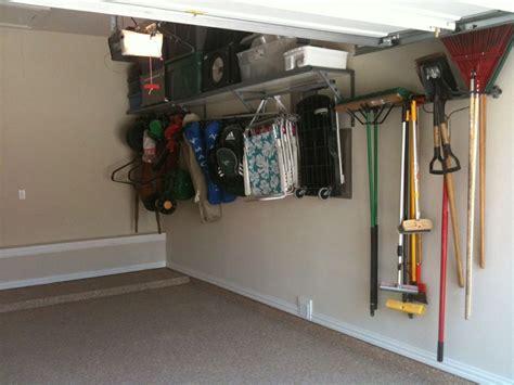 Diy Garage Shelf Ideas