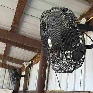 hot topic barn fans With ceiling fans for horse barns