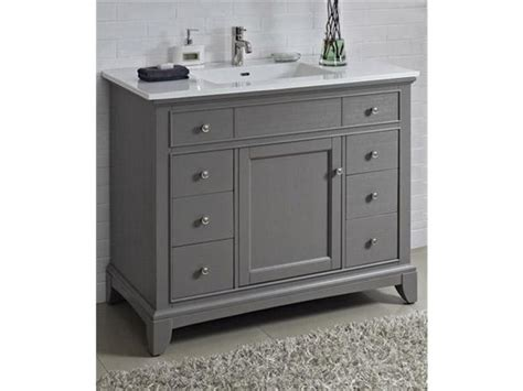42 inch vanity cabinet only the elegant 42 inch bathroom vanity combo with exciting