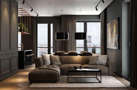 Taupe Interior Design by Modern Interior Design