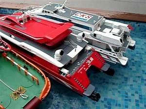 Rc 3 : rc catemeran ferry vs rc tug boat 3 youtube ~ Eleganceandgraceweddings.com Haus und Dekorationen