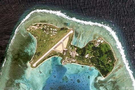 kwajalein atoll marshall islands earth view  google