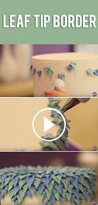Learn an easy cake decorating technique and bring your ...