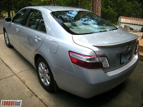 Toyota Camry 2008 For Sale by Torquelist For Sale 2008 Toyota Camry Xle Hybrid Sedan