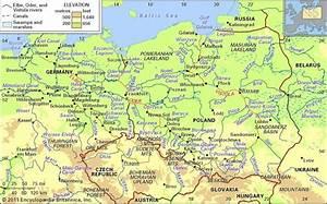 Oder River   river, Europe   Britannica.com