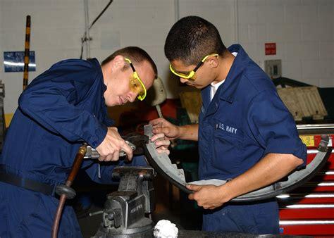 Navy Job: Construction Mechanic