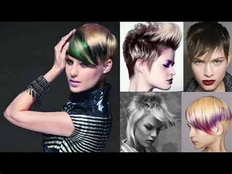 top pixie short hairstyles  modern women youtube