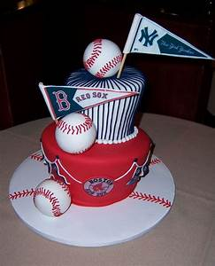 Red Sox Vs Yankees - CakeCentral com