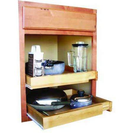 pull out walmart rebrilliant bamboo expandable kitchen cabinet pull out