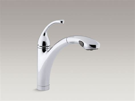 Kohler Fairfax Pullout Spray Kitchen Faucet