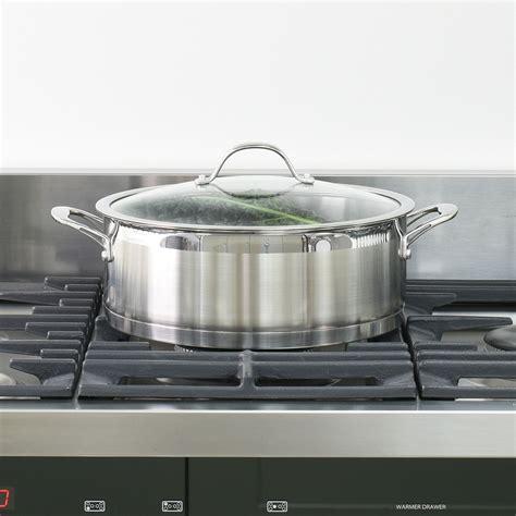 batterie de cuisine induction inox procook professional batterie de cuisine inox