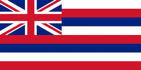 hawaii flag printablepdf templates