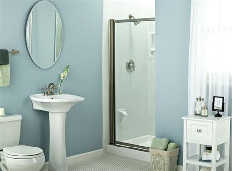 Modern Small Bathrooms 2014 by Chic Ideas For Small Bathrooms With Shower