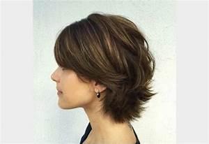 Coupe De Cheveux Femme Visage Rond Cheveux Epais : coiffure cheveux pais boutiquelux55 ~ Nature-et-papiers.com Idées de Décoration