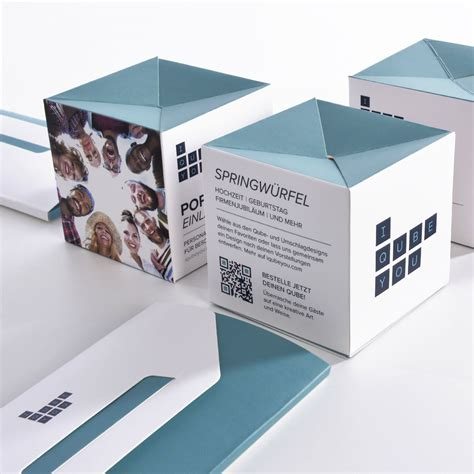 product information  qube  pop  invites direct mail campaigns