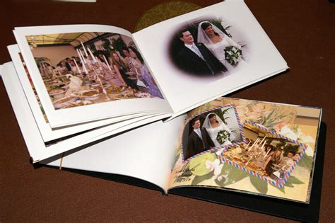 a wedding album photo albums