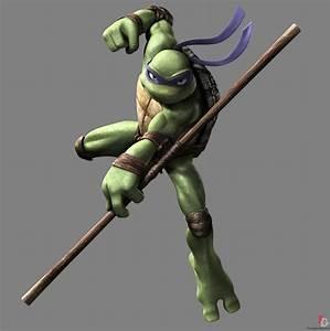 Teenage Mutant Ninja Turtles (TMNT) Movie Character ...