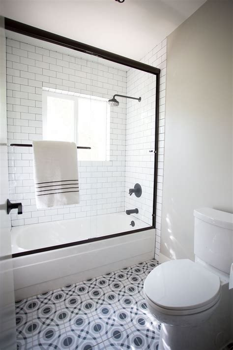 bathroom shower  tub combination ideas