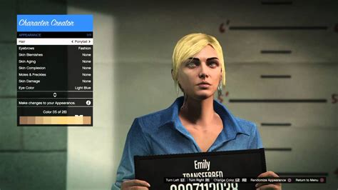How To Make An Attractive Gta V Online Character! (guide