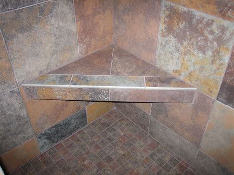 tile showers with seats pictures showers and tub surrounds rk tile and stone remodeling specialist