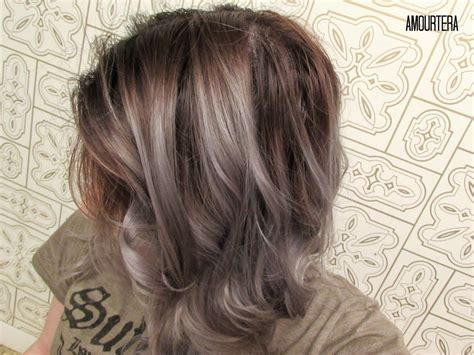 How To Get Silvergray Hair At Home Amourtera
