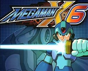 Mega Man X6 Hits PSN In Japan Licensing Issues Seem Clear