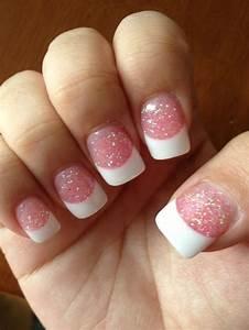 glitter tip nails - Google Search   nail art   Pinterest ...