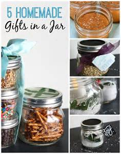 Unique Homemade Christmas Gifts
