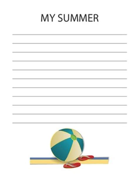 summer writing paper by teaching teachers pay teachers