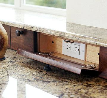 Lisa Mende Design: Outlet Placement for Your Kitchen on