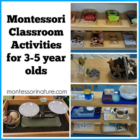 montessori classroom activities for 3 5 year olds 277 | montessoriclassroomactivities3 5yearoldsmontessorinature