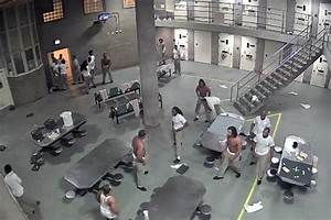 Inmates Hurled Food Trays In Massive Brawl At County Jail ...