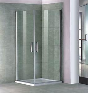 Dusche 100 X 100 : rechteck duschkabine duschabtrennung eckeinstieg 80x80 90x90 100x100cm ~ Bigdaddyawards.com Haus und Dekorationen