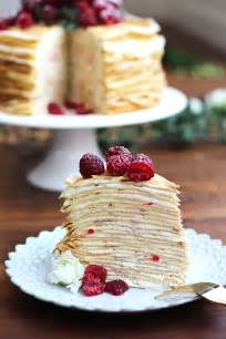 French Crepe Cake